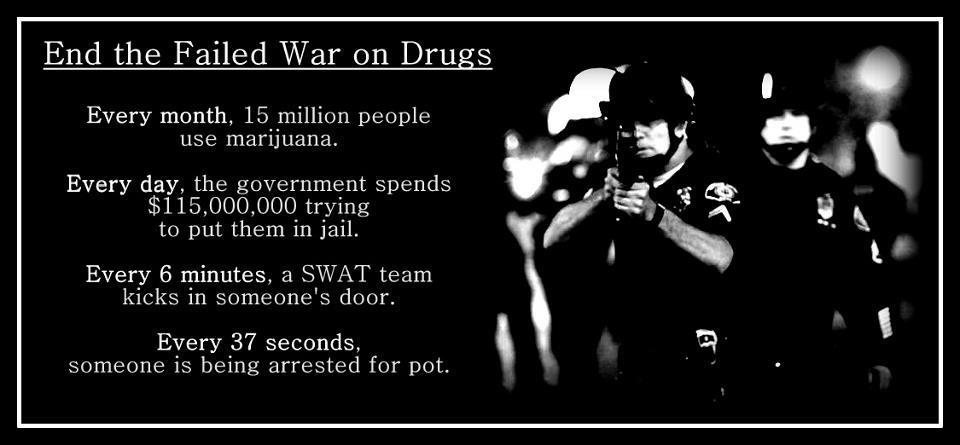 the united states failing war on drugs Nixon declares war on drugs at a press conference nixon names drug abuse as public enemy number one in the united states.