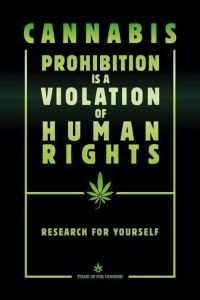 Prohibition is a violation of human rights