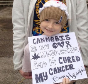 cannabiscureschild'scancer